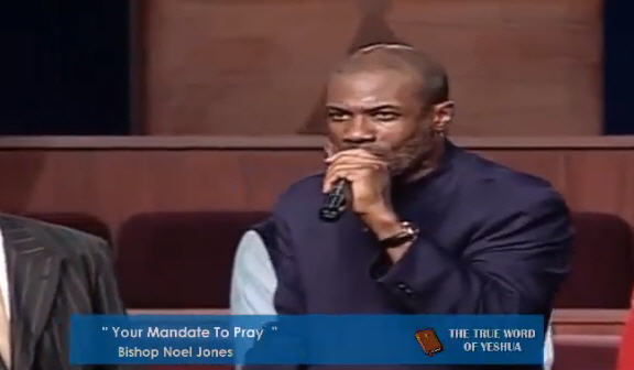 Your Mandate To Pray
