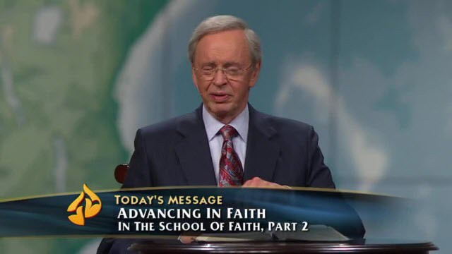In the School of Faith (2) : Advancing in Faith