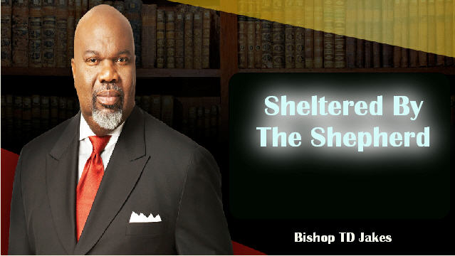 Sheltered By The Shepherd