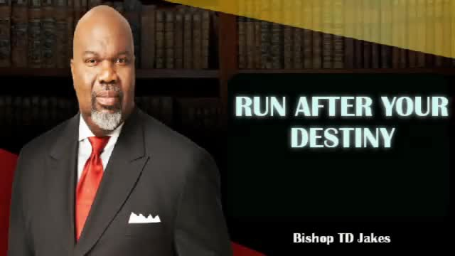 Run After Your Destiny