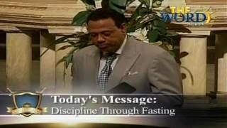 Discipline through Fasting