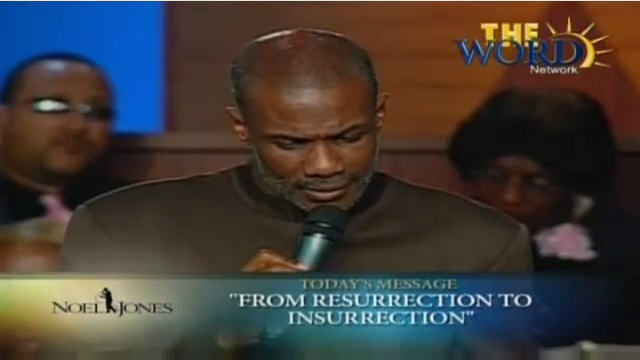 From Resurrection To Insurrection