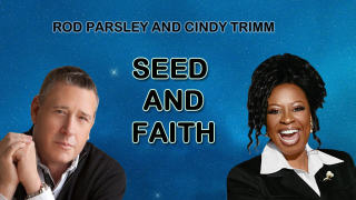 Rod Parsley & Cindy Trimm : Talking About Seed and Faith