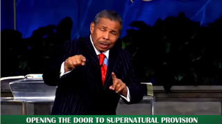 Opening The Door To Supernatural Provision