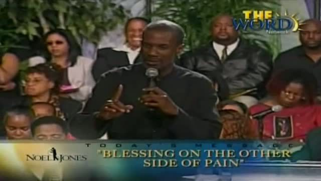 Blessing On The Other Side Of Pain