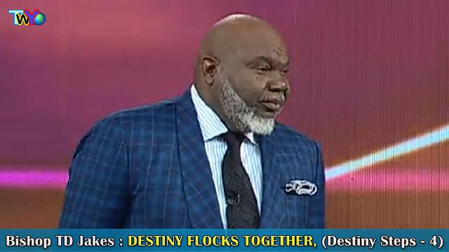 Destiny Flocks Together (Destiny Steps – 4)