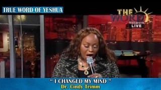 """ I Changed My Mind "", Dr. Cindy Trimm at The Empowerment Encounter with Dr. Jamal H. Bryant"