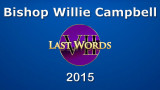 It's Finish (Seven Lost Words 2015)