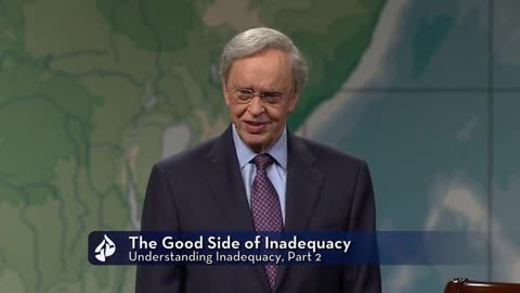 The Good side Of Inadquacy