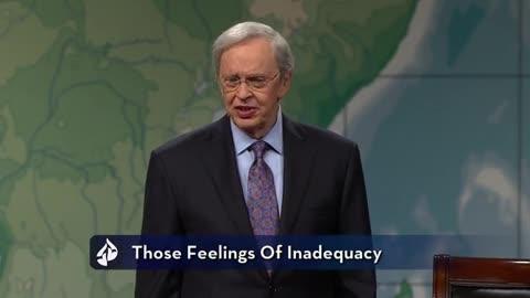 Those Feelings Of Inadequacy