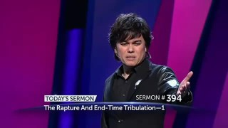 The Rapture And End-Time Tribulation (1)