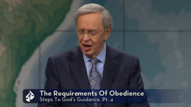 The Requierement of Obedience : Steps to God's Guidance (4)