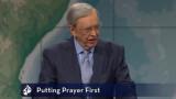 Putting Prayer First