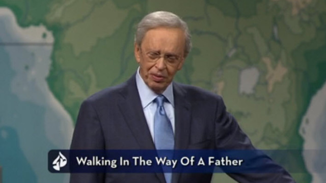 Walking In The Way Of The Father