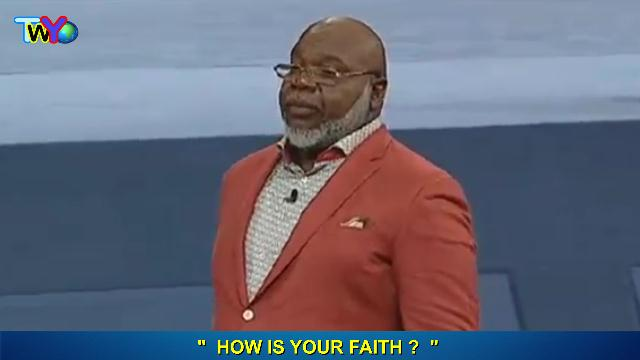 How Is Your Faith ?