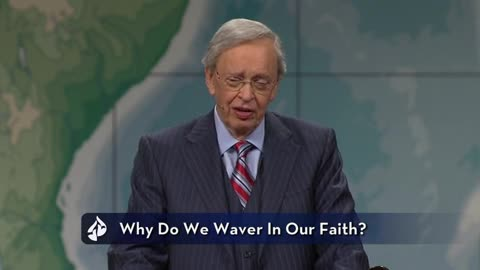 Why Do We Waiver In Our Faith