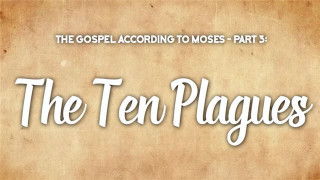 The Ten Plagues : The Gospel According to Moses