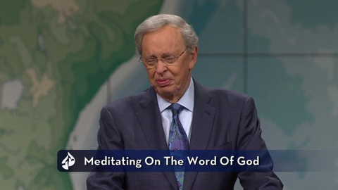 Meditating On The Word Of God