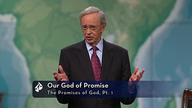 The Promises of God (1) – Our God of Promise