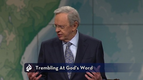 Trembling At God's Word