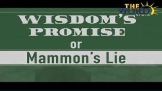 Wisdom's Promise (3)