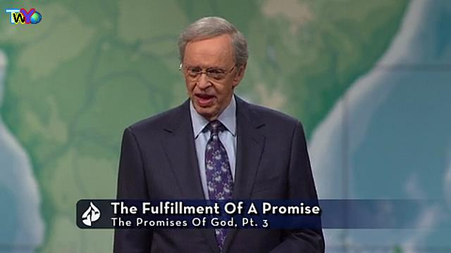 The Fulfillment Of A promise (The Promise Of God)