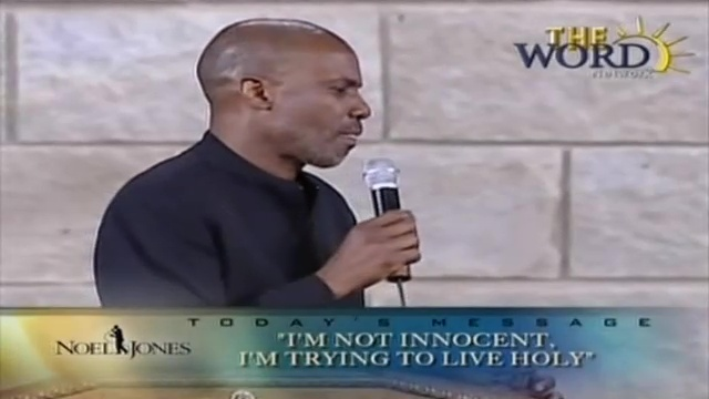 I'm Not Innocent, I'm Trying To Live Holy