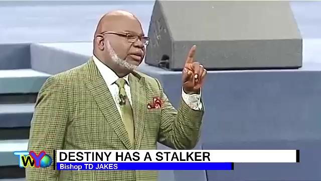 Destiny Has A Stalker