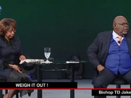 Bishop TD Jakes Archives - TRUE WORD OF YESHUA